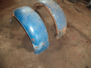 1932 Ford Coup or Roadster Rear Fenders