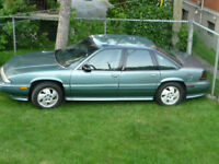 1993 Pontiac Grand Prix Berline