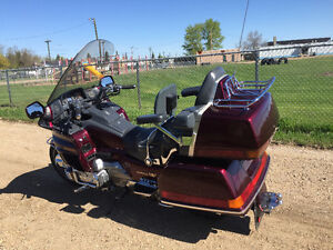 1990 Gold Wing GL1500