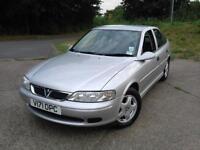 1999 Vauxhall Vectra 1.8 i 16v Club 5dr (a/c)