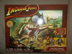 Action Figures FS - Indiana Jones, WWE, etc. (more in other ads)