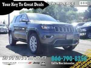 2017 Jeep Grand Cherokee Limited - Leather Seats, Bluetooth, Hea