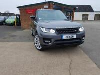 2014 Land Rover Range Rover Sport 3.0SD V6 4X4 AUTOMATIC HSE DYNAMIC