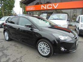 2013 FORD FOCUS 1.6 TDCi 115 Zebec STUNNING LOW MILEAGE EXAMPLE