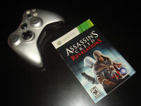 XBOX 360-ASSASSIN'S CREED-REVELATIONS (MANUEL/MANUAL ONLY)