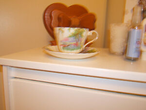 BONE CHINA TEA CUP/SAUCER    2 PATTERNS Kingston Kingston Area image 6