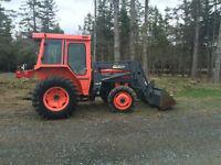 Kubota M5030DT-4x4- Tractor