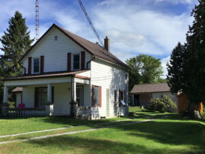 Under $350,000 Detached Country Home