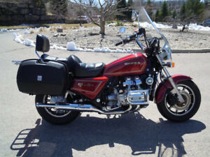 1984 HONDA GOLD WING GL1200 STANDARD FOR SALE