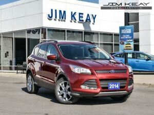 2014 Ford Escape SE  - Bluetooth -  Heated Seats - $66.31 /Wk