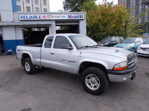 Dodge Dakota Sport Pickup LIKE NEW SAFETY+E TEST+1 YEAR WARRANTY