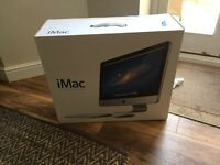 Apple iMac 21.5 2.5ghz i5, 6GB ram, 500GB HD, Radeon 6750 512mb Boxed