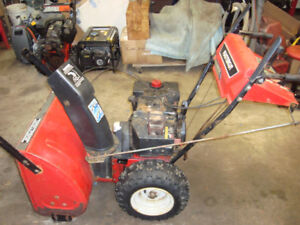Used MasterCut Snowblower for sale