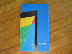 Asus Google Nexus 7 2013 cracked screen, no boot etc.