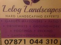 Lelog Landscapes/Builders