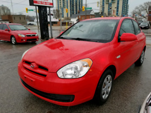 2009 HYUNDAI ACCENT SE SAFETY AND E-TESTED