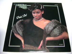 Alma Faye Brooks - Doin' it (1979) LP vinyle - Disco