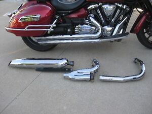COMPLETE ORIGINAL EXHAUST