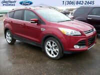 2013 Ford Escape Titanium  -Panoramic Moonroof, Heated Leather S