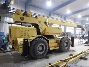 Used RT620S Grove Rough Terrain Crane Sarnia Sarnia Area image 1