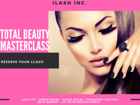 ✨Beauty Masterclasses - Lashes/Brows✨