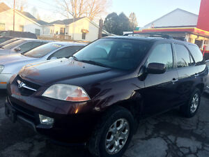 2002 Acura MDX Touring, 7 passenger!! Fully-loaded!!