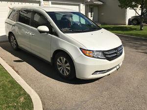 2015 Honda Odyssey Minivan, Van