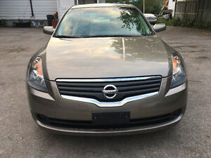 2008 NISSAN ALTIMA 2.5 SL/LOW KM/NO ACCIDENT/CERTIFIED.