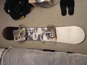 Burton Supermodel 63 Snowboard