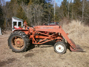WD45 Loader Tractor