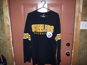 Pittsburg Steelers long sleeve shirt size L