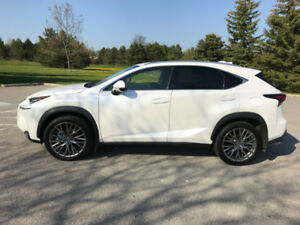 2017 Lexus NX200t LEASE TAKEOVER