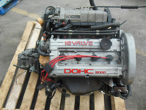 91-95 Mitsubishi 4G63T 2.0L Turbo Moteur Gallant Eclipse JDM 4G6