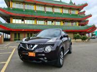 2014 Nissan Juke 1.6 Tekna 5dr Xtronic HATCHBACK Petrol Automatic