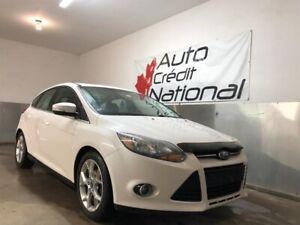 Ford Focus HATCHBACK TITANIUM AUTOMATIQUE TOIT MAGS GPS CUIR 201