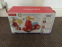 Fisher price smart scooter