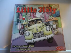 Little Italy game (100% complete)