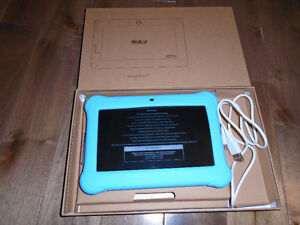 Tablette android babypad 7 po NEUVE
