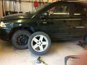 2010 Jeep Compass Vus VUS