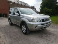 2004 NISSAN X-TRAIL 2.2 DCI SPORT - 1 OWNER FROM NEW - STUNNING EXAMPLE