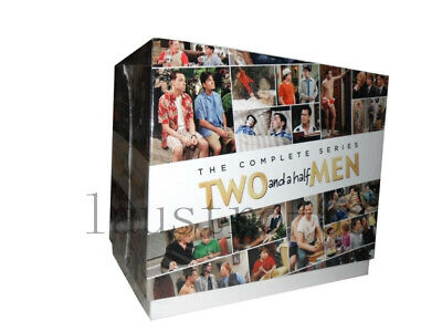 Two and a Half Men: The Complete Series Season 1-12 (DVD 39-Disc Box Set)