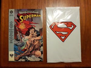 Death of Superman & Back From the Dead