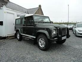 2008 (08) Land Rover Defender 110 XS Station Wagon 2.4 TDCI ( 120 bhp )