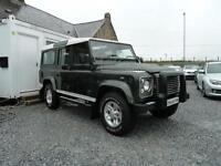 2008 (08) Land Rover Defender 110 XS Station Wagon 2.4 TDCI ( 120 bhp )