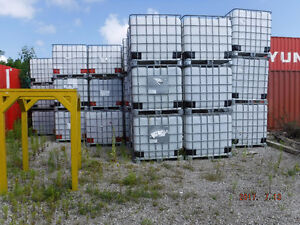 1000 and 1200 litre portable tanks