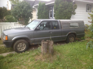 Mazda B2200 Pick Up Truck PRICE REDUCED