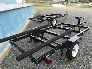 Utility Trailer, 4 x 8, U Build or buy done.  Also 5 x 8 now in!