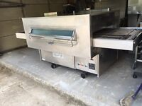 Pizza gas oven Middlby Marshal px360