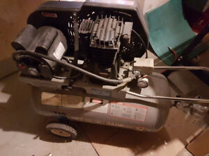 Ingersoll Rand Air Compressor T10
