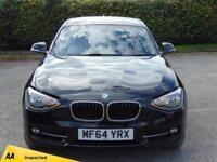 2014 64 BMW 1 SERIES 2.0 116D SPORT 5D DIESEL